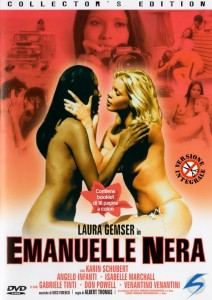 Black Emmanuelle 1975 - Emanuelle Nera - Emmanuelle in Afrika - Emanuelle Negra
